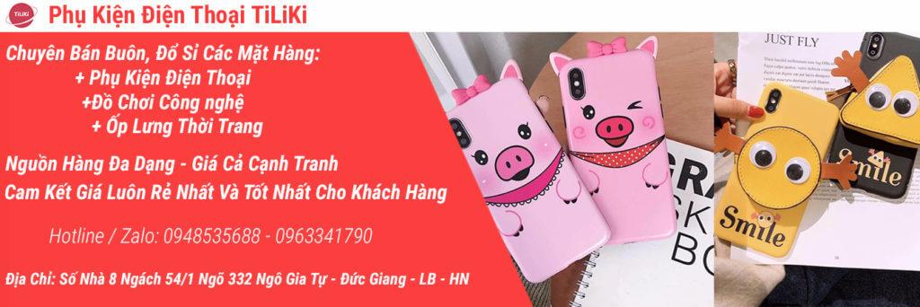 sỉ ốp lưng giá rẻ tại Hà Nội