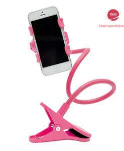 Kẹp điện thoại đuôi khỉ