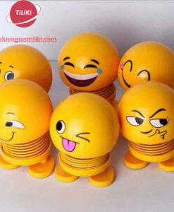 emoji gắn lò xo