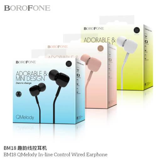 Tai nghe nhét tai Borofone BM18